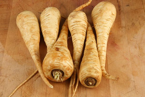 how to cook parsnips in the oven