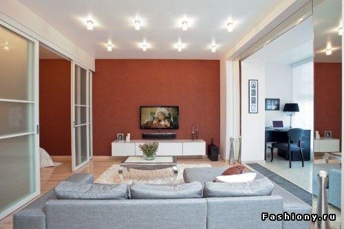 Дизайн в комнате общежития