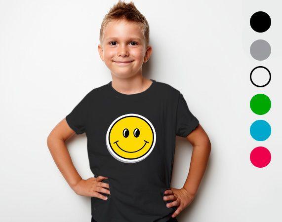 Camiseta infantil de algodón personalizada :)