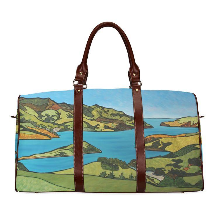 Akaroa Waterproof Travel Bag/Small (Model 1639)