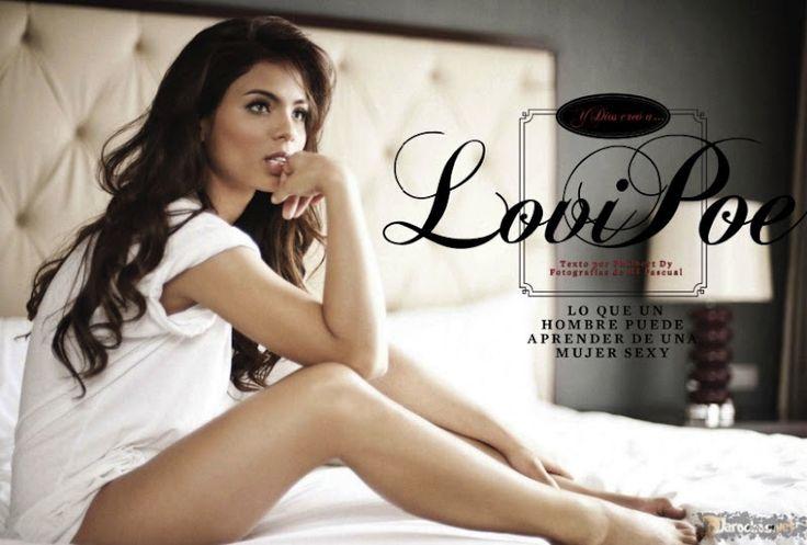 Lovi Poe in Editorial for Esquire Mexico (January 2012)  - http://fashionmediaph.blogspot.com/2012/02/lovi-poe-in-editorial-for-esquire.html