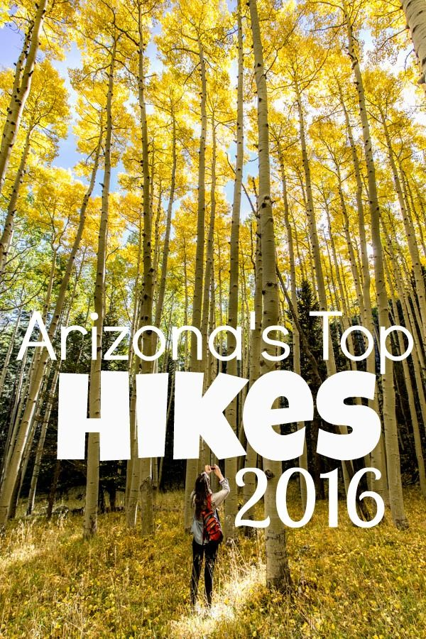 Arizona Hikers Guide