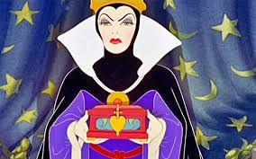 Branca de Neve e os Sete Anões - Irmãos Grimm ( 1785-1859)  ...... porém um dia o espelho mágico respondeu: - Há sim, Branca de Neve é a mais Bela!  A madrasta malvada mandou matar a enteada e arrancar-lhe o coração.