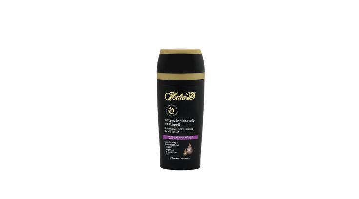 A Helia-DIntenzív hidratáló testápoló extra száraz bőrrea   kifejezetten száraz és nagyon száraz bőr mindennapos ápolására ajánlott,24 órás hidratálást biztosító testápoló.
