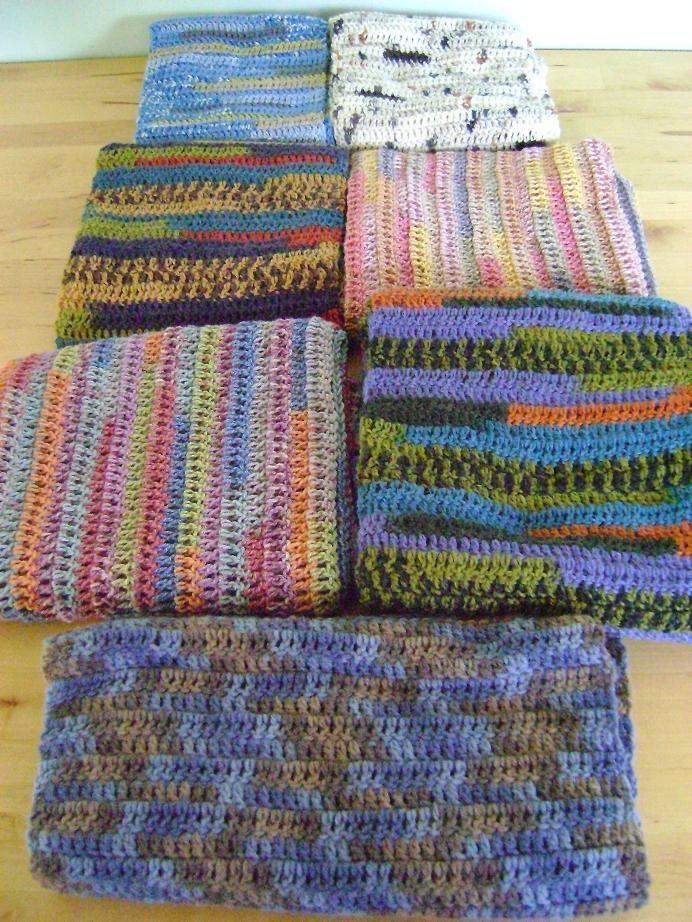 Nice Häkeln Stieg Afghan Muster Photos - Decke Stricken Muster ...