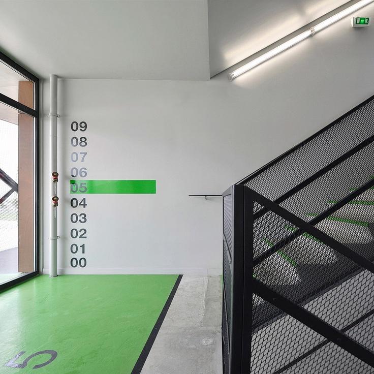 Finish Basket Apartments | OFIS Arhitekti | Photo: Tomaz Gregoric | Bustler