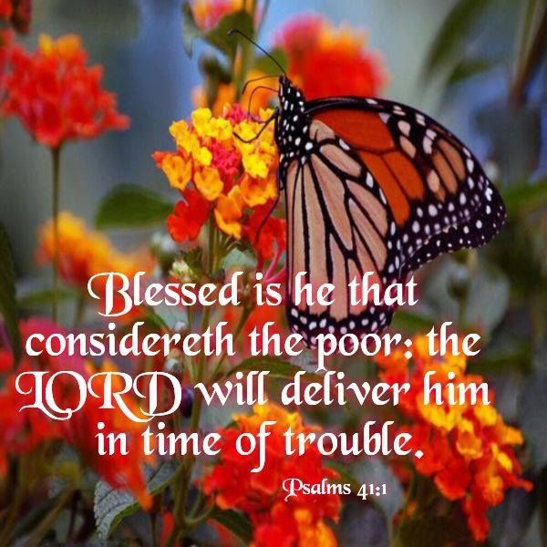 PSALMS 41: 1