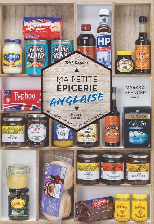 Ma petite épicerie anglaise