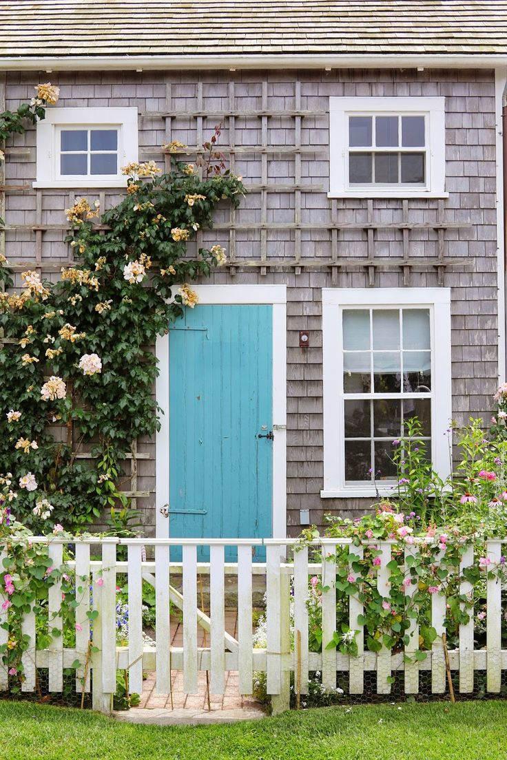Nantucket charm New England charm