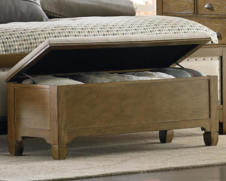 Depiction Of Perfect End Of Bed Storage Bench · Bedroom Bench With StorageLiving  Room ...