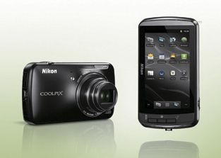 Leaked images reveal Nikon's Android-based Coolpix camera, 'advanced' Coolpix P7700