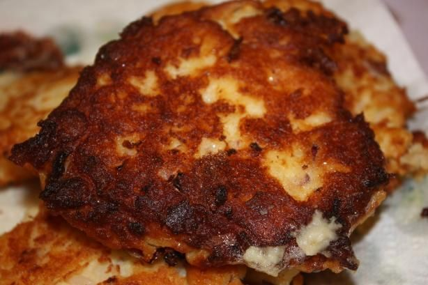 Kartoffelpuffer (Potato Pancakes). Photo by Leggy Peggy