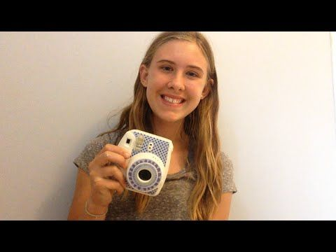 Fujifilm instax mini 8 review | Tips, tricks, demo and more! - YouTube