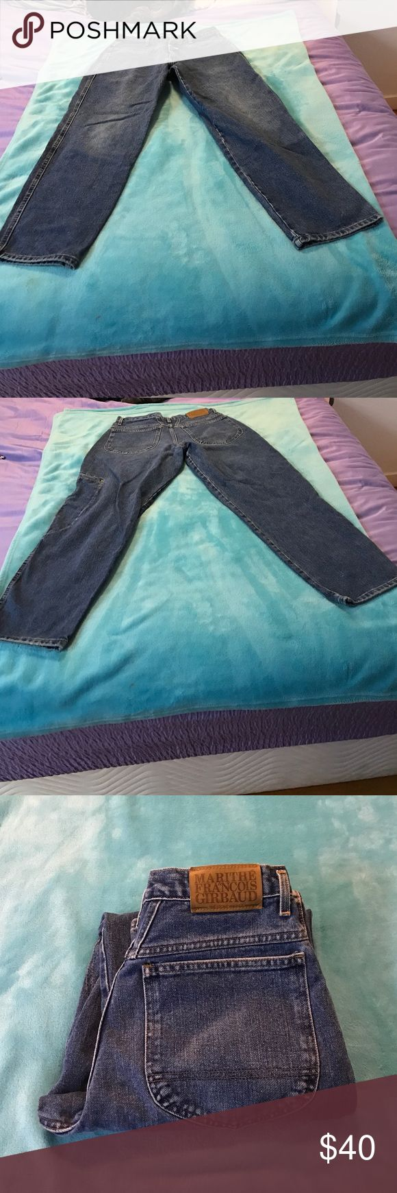 Marithe Francois Girbaud Men's Jeans Gently used Jeans size 29 x 30 Marithe Francois Girbaud Jeans Straight