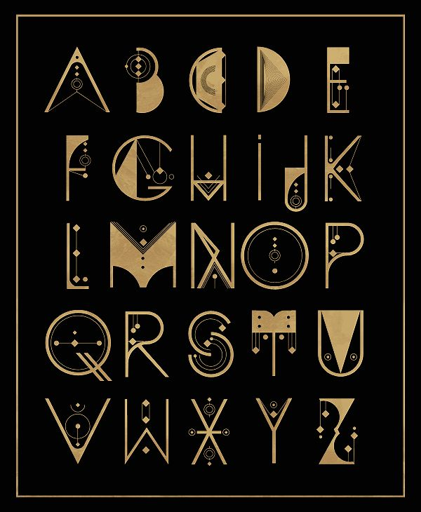 Alquima Animated Font by Pavel Paratov, via Behance