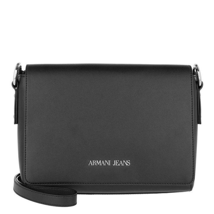 Armani Jeans Armani Jeans Tasche – Shoulder Bag Nero – in schwarz – Umhängetasche für Damen