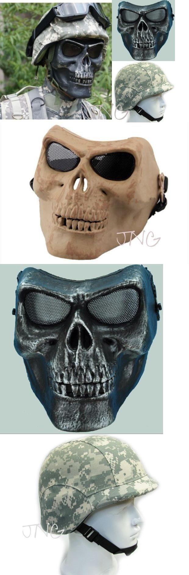 Best 25+ Skull face mask ideas on Pinterest | Skeleton mask, Joker ...