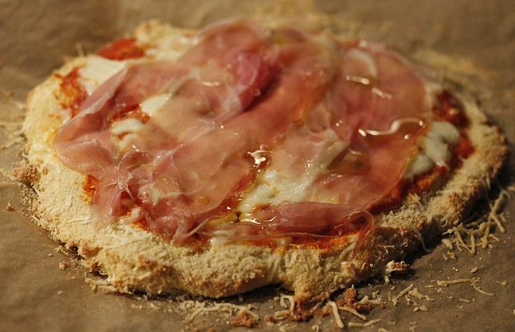Allt om LCHF – Recept och tips för LCHF: LCHF-pizza