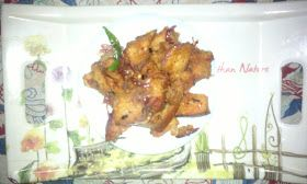 Indian Vegetarian Recipes: Bread Upma-Super Spicy Version