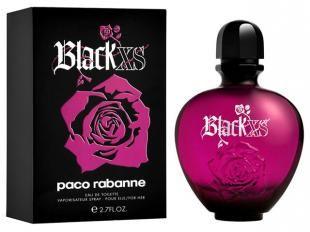 Paco Rabanne Black XS - Perfume Feminino Eau de Toilette 30 ml