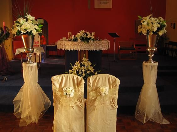 wedding decorations for church chairs 223 best images about for the church on 9107