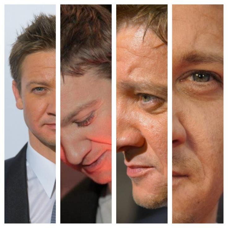 Jeremy: Things Jeremy, Jeremy Rennergasm, Renner Slices, Bourne Avenger, Renner Collages