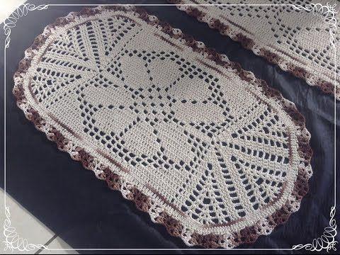 17 best images about jogo de banheiro on pinterest for Tapetes de crochet