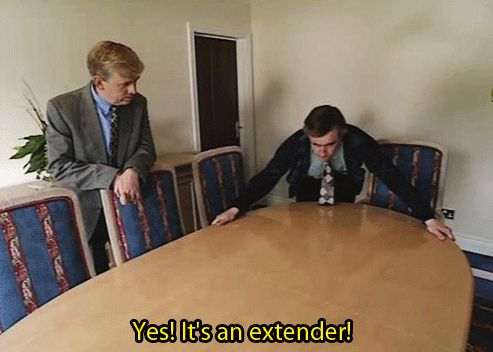 He knows what he likes. | 39 Splendid And Tremendous Alan Partridge Moments