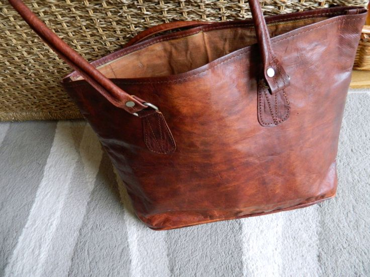 Gusti leather bag review