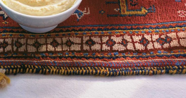 Hummus (trempette de pois chiches)