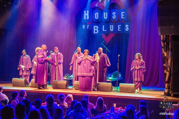 Gospel brunch at house of blues san diego a fun fusion of for Gospel house music