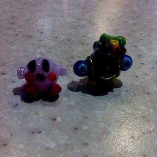 Kirby y Congo mutante