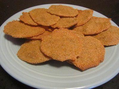 Krekeri od amaranta - idealna zamjena za kruh