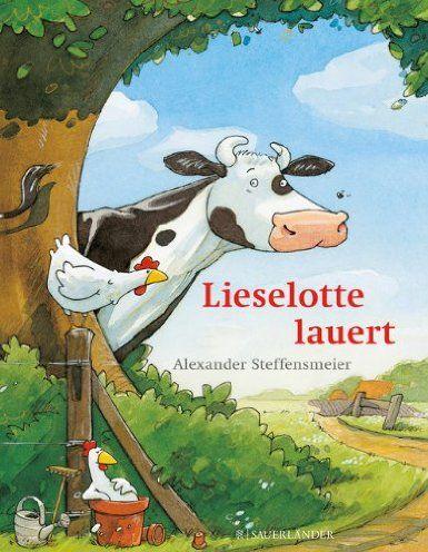 Lieselotte lauert: Amazon.de: Alexander Steffensmeier: Bücher