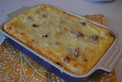 Cauliflower-Bacon Gratin   Yum   Pinterest