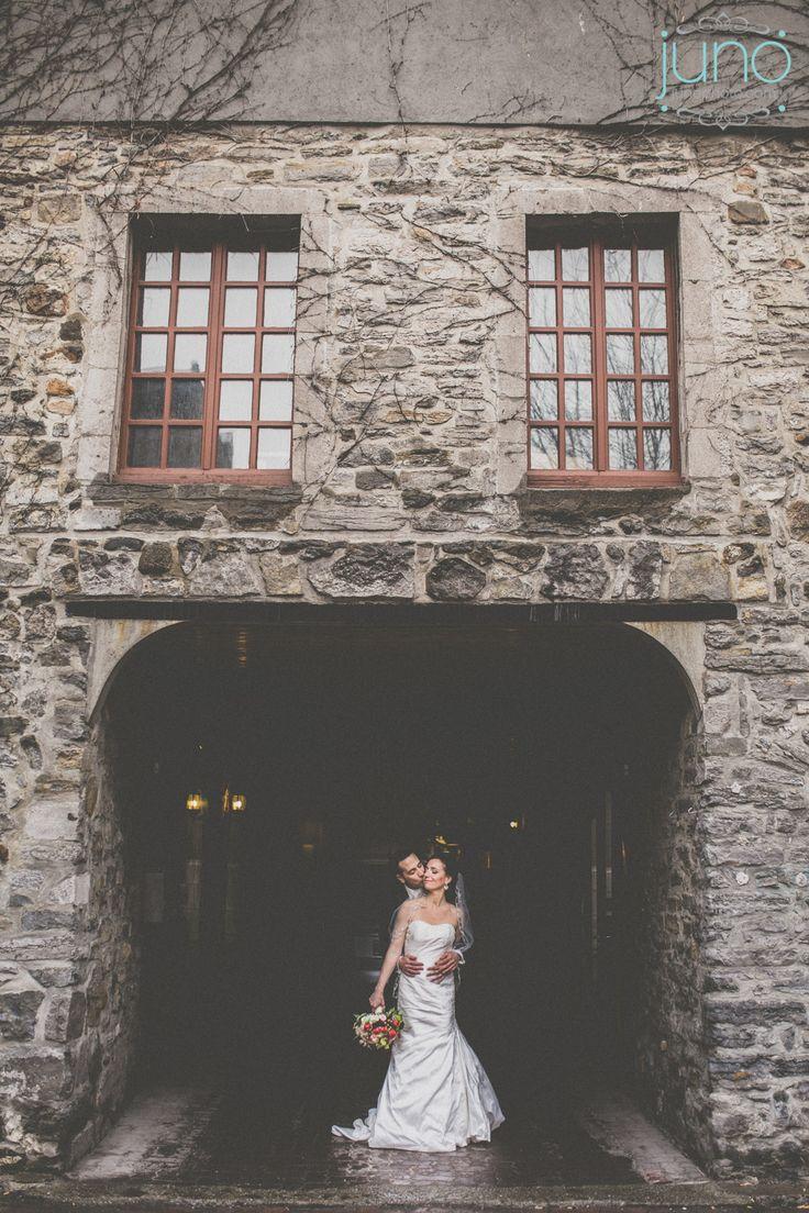 Auberge St-Garbiel Wedding - Junophoto