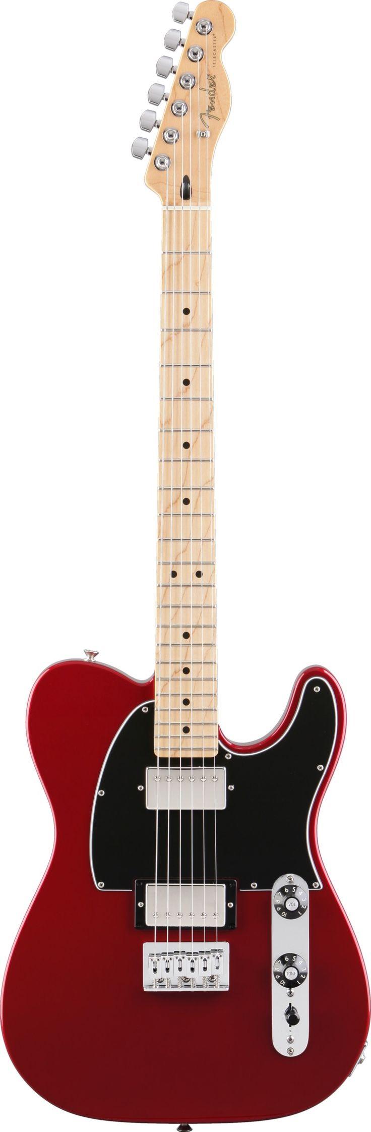 Fender Blacktop™ Telecaster HH