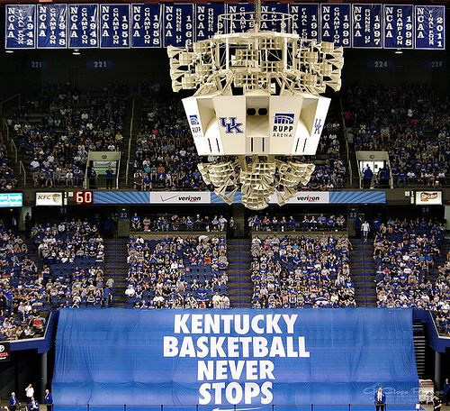 Kentucky Wildcats Basketball - Nation of Blue