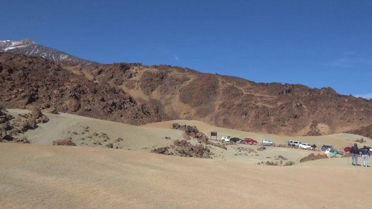 Тенерифе: Смотровая площадка Долина безмолвия или Минас-де-Сан-Хосе  - M...