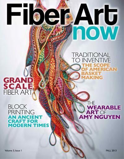 fiber art now - Google Search