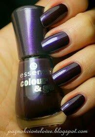 Essence colour & go -prom berry