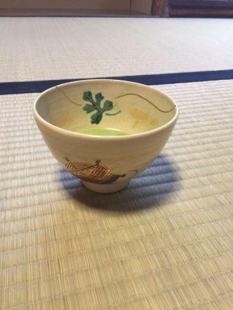 tea bowl for star festival