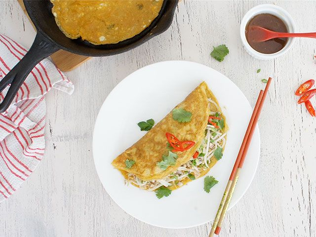 Chinese Omelette - Best Recipes