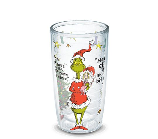 Dr. Seuss™ - Maybe Christmas Grinch Wrap | Tervis Official Store