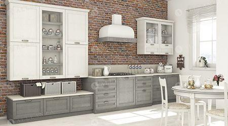 Новые европейские кухни от мебельной фабрики АВС
