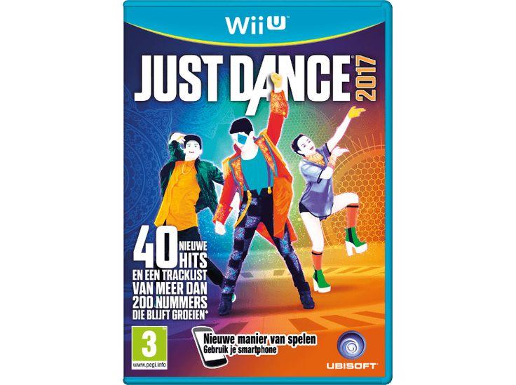 cool UBISOFT Just Dance 2017 FR/NL WiiU chez Media Markt
