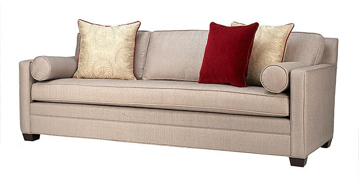 The Lucille Sofa is part of the Jane by Jane Lockhart furniture line.