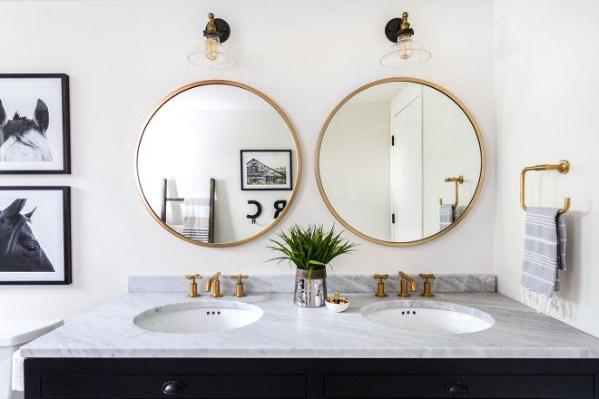25 Modern Bathroom Mirror Designs: Best 25+ Modern Bathroom Mirrors Ideas On Pinterest