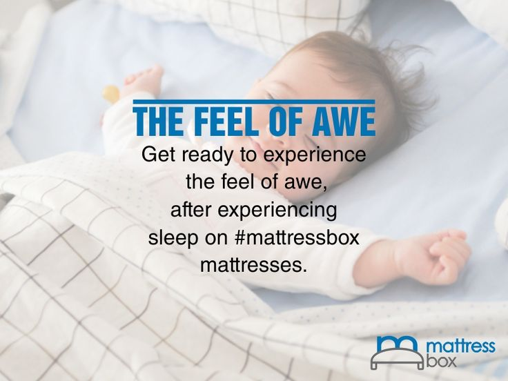 Get Ready To Experience The Feel Of Awe After Experiencing Sleep On Mattressbox Mattresses