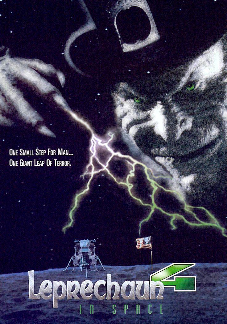 LEPRECHAUN 4: IN SPACE DVD (LIONSGATE)